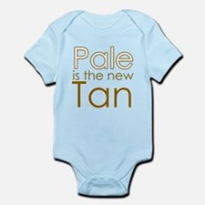Pale is the new TAN Body Suit