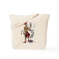 Eleggua Tote Bag