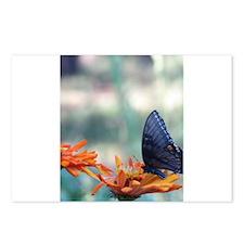 Butterfly / Butterflies Postcards (Package of 8)