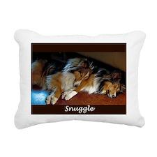 Snuggle Rectangular Canvas Pillow