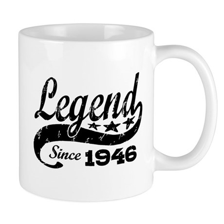 Legend Since 1946 Mug