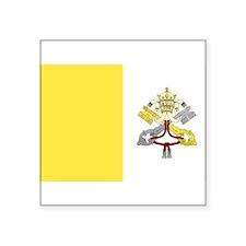 4 Marks - Latin Rectangle Sticker