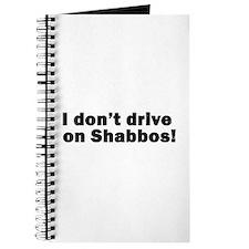 Unique Shabbat Journal