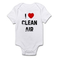 I * Clean Air Infant Bodysuit