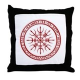 Norse Throw Pillows