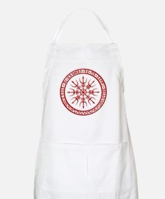 Aegishjalmur: Viking Protection Rune Apron