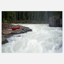 Kicking Horse River, Yoho National Park, British C
