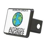 Worlds Greatest Automotive Engineer Hitch Cover