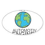 Worlds Greatest Automotive Engineer Sticker