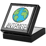 Worlds Greatest Automotive Engineer Keepsake Box