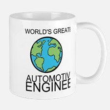 Worlds Greatest Automotive Engineer Mug