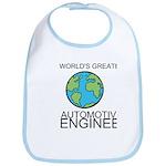 Worlds Greatest Automotive Engineer Bib