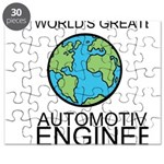 Worlds Greatest Automotive Engineer Puzzle