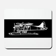 Indiscrete Propeller Seaplane Negative Plain Mouse