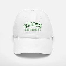 Bingo University Baseball Baseball Cap