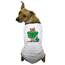 Personalized Football Raccoon Dog T-Shirt