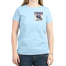 DEALEY PLAZA MARKSMENS' ASSOC. -  Women's Pink T-S