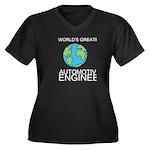 Worlds Greatest Automotive Engineer Plus Size T-Sh