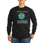 Worlds Greatest Automotive Engineer Long Sleeve T-