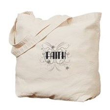 Cute Faith Tote Bag