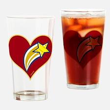 OYOOS Star Heart design Drinking Glass