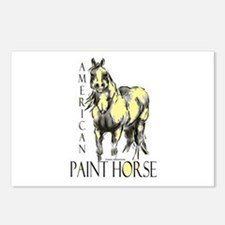 American Paint Horse Postcards (Package of 8)