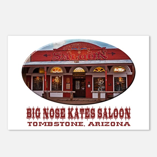 Big Nose Kates Saloon Postcards (Package of 8)