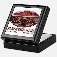 Big Nose Kates Saloon Keepsake Box