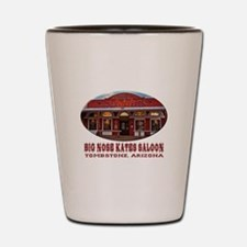 Big Nose Kates Saloon Shot Glass