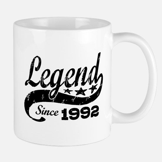 Legend Since 1992 Mug