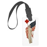 American red cross Luggage Tags