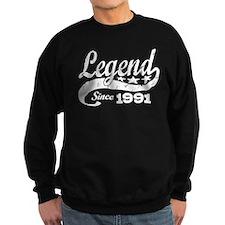 Legend Since 1991 Sweatshirt