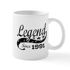 Legend Since 1991 Mug