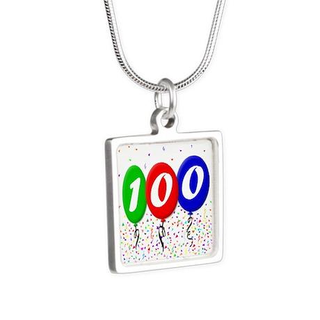 100th Birthday Necklaces