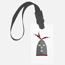 Eleggua Head Luggage Tag