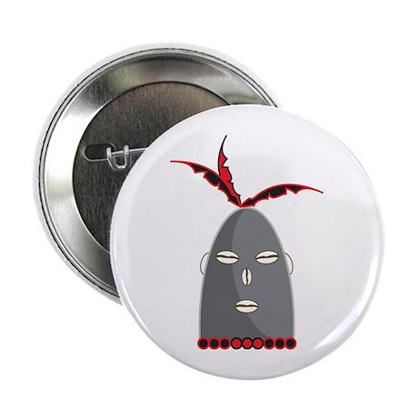 """Eleggua Head 2.25"""" Button (10 pack)"""