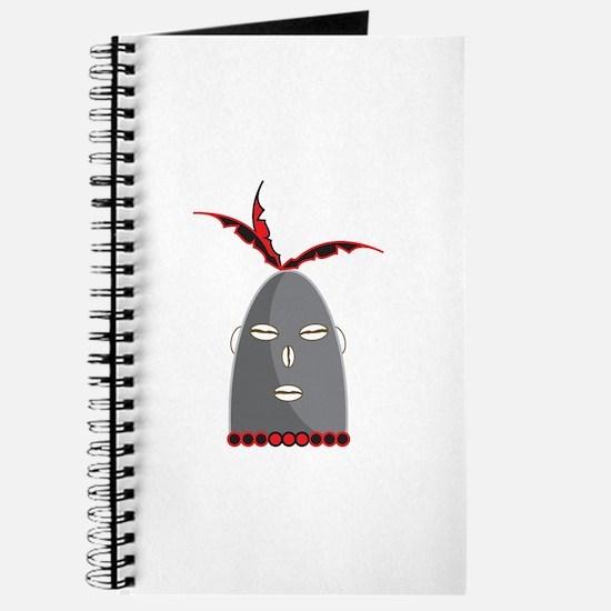 Eleggua Head Journal
