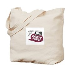 Popty Ping Tote Bag