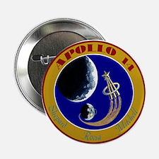 """Apollo 14 2.25"""" Button"""