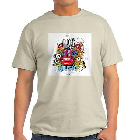 Music Shirt for Music Festivals T-Shirt