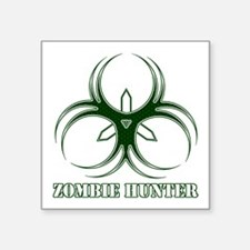 Zombie Hunter Sticker