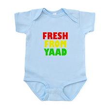 FRESH FROM YAAD RASTA Body Suit