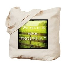 Country Girls TROUBLE Tote Bag