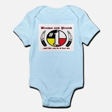 BROWN-N-PROUD Native Body Suit
