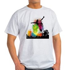 Jump to the Beat - Music Shirt T-Shirt