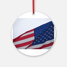 Spirit Of America Ornament (Round)
