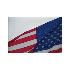 Spirit Of America Rectangle Magnet