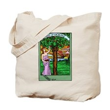Tree of Knowledge Book Bag Tote Bag