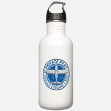 Aviation Private Pilot Water Bottle