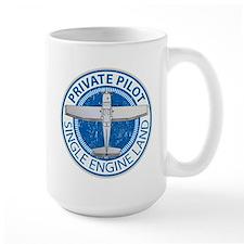 Aviation Private Pilot Mug